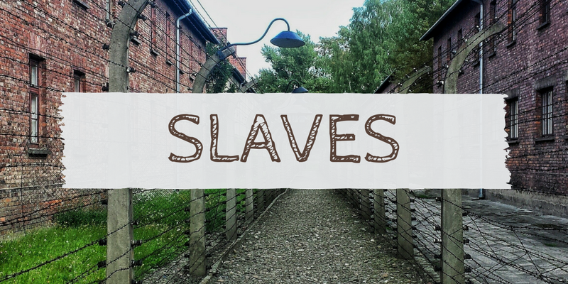 Slaves - There's Still Hope